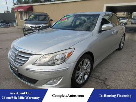2012 Hyundai GENESIS 3.8L for Sale  - P15711  - Complete Autos