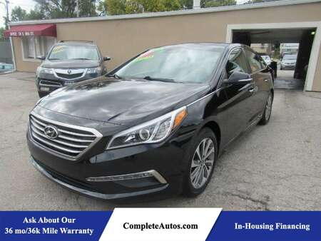 2017 Hyundai Sonata Sport for Sale  - P15728  - Complete Autos