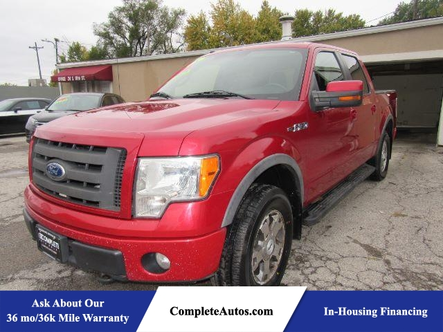 2010 Ford F-150  - Complete Autos