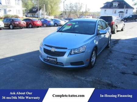2012 Chevrolet Cruze 1LT for Sale  - A3147  - Complete Autos