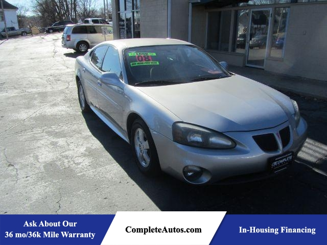 2008 Pontiac Grand Prix Sedan  - R3112  - Complete Autos