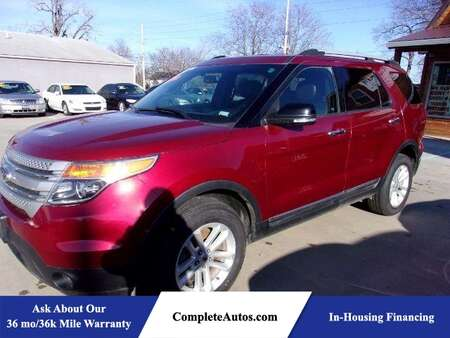 2015 Ford Explorer XLT 4WD for Sale  - P15961  - Complete Autos