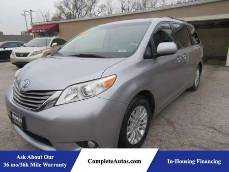 2013 Toyota Sienna XLE FWD 8-Passenger V6 for Sale  - P15795  - Complete Autos