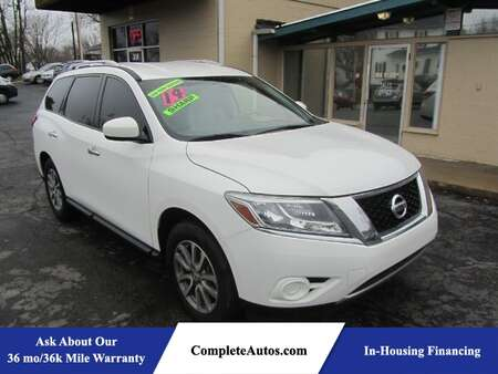 2014 Nissan Pathfinder SV 2WD for Sale  - A3249  - Complete Autos