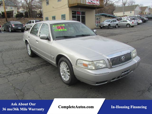 2009 Mercury Grand Marquis  - Complete Autos