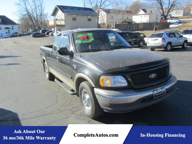 2002 Ford F-150 Lariat SuperCab Short Bed 2WD  - A3111B  - Complete Autos