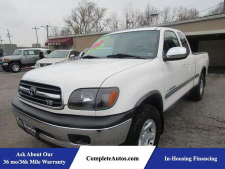2002 Toyota Tundra SR5 Access Cab 2WD for Sale  - P15813  - Complete Autos