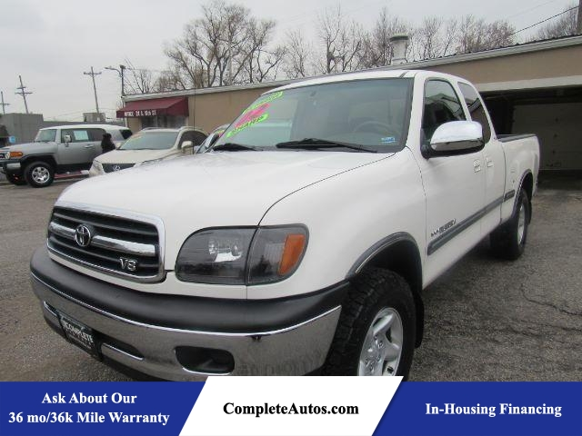 2002 Toyota Tundra SR5 Access Cab 2WD  - P15813  - Complete Autos
