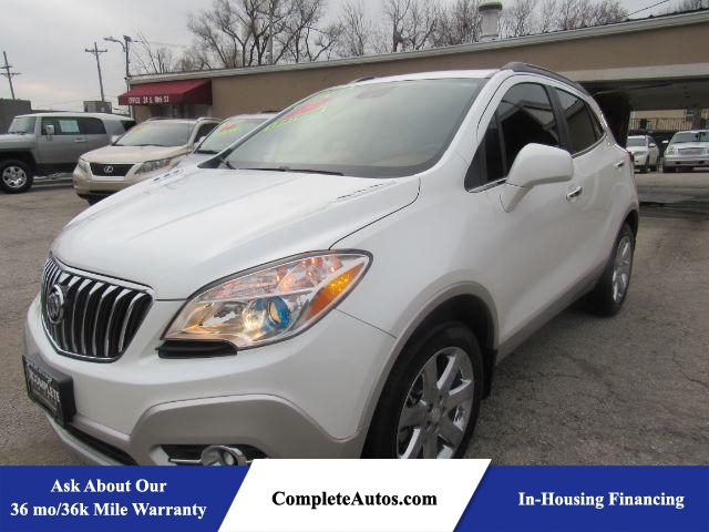 2013 Buick Encore Leather AWD  - P15817  - Complete Autos