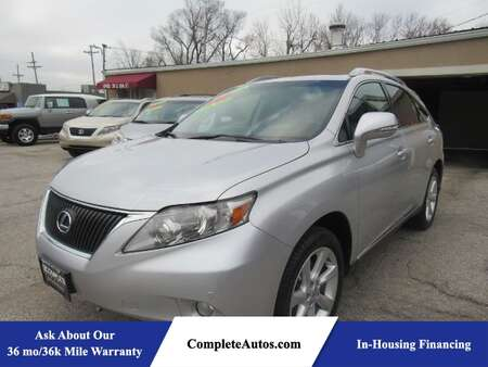 2010 Lexus RX 350 FWD for Sale  - P15834  - Complete Autos