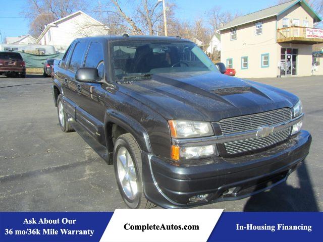 2005 Chevrolet Avalanche 1500 4WD Crew Cab  - A3168  - Complete Autos