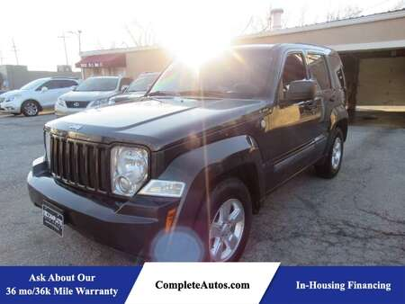2010 Jeep Liberty Sport 4WD for Sale  - P15832  - Complete Autos