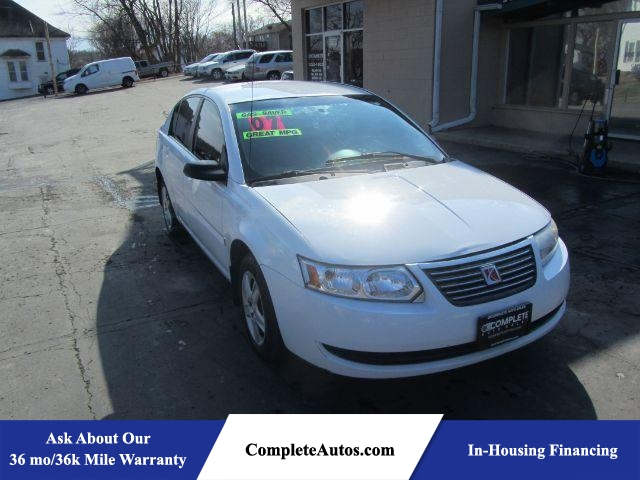 2007 Saturn ION 2 Sedan Automatic  - R3110A  - Complete Autos