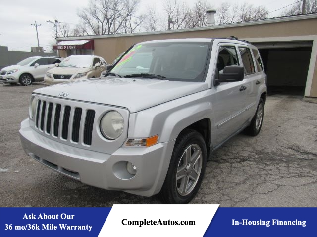 2007 Jeep Patriot Sport 4WD  - R15797  - Complete Autos