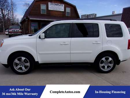 2013 Honda Pilot EX-L 4WD 5-Spd AT with DVD for Sale  - A3195  - Complete Autos