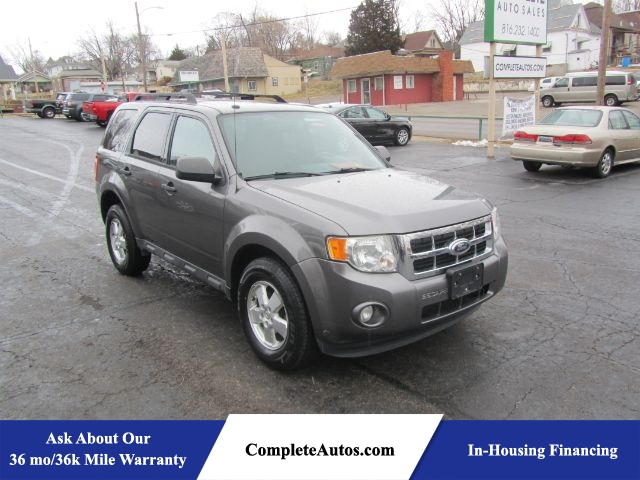 2012 Ford Escape XLT FWD  - R3188  - Complete Autos