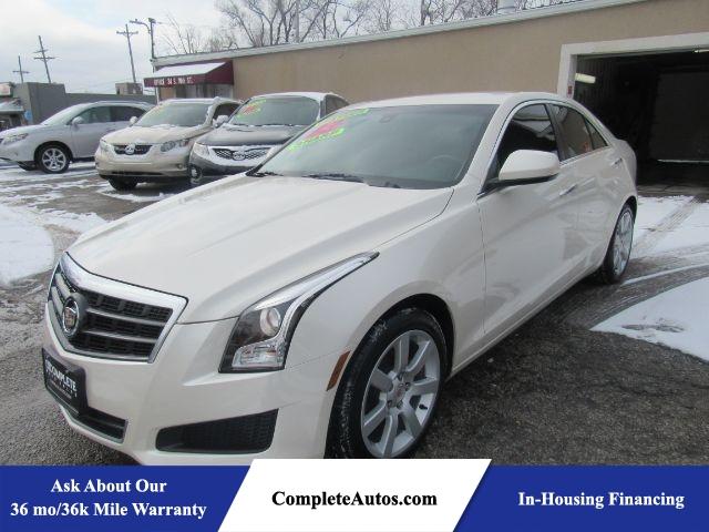 2013 Cadillac ATS 2.5L Base RWD  - P15860  - Complete Autos