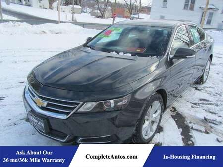 2015 Chevrolet Impala 2LT for Sale  - P15976  - Complete Autos