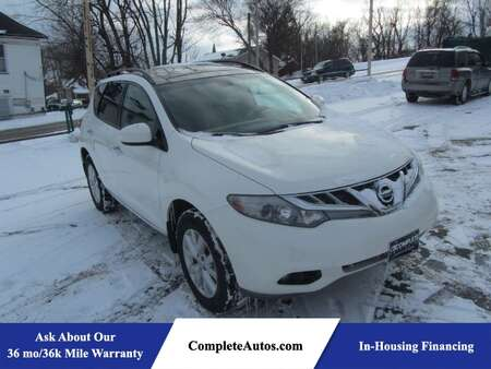 2012 Nissan Murano SL AWD for Sale  - A3202  - Complete Autos