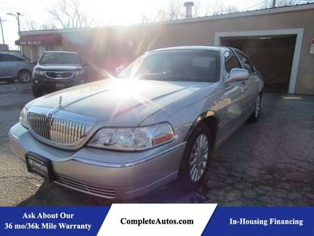 2003 Lincoln Town Car Executive for Sale  - P15898A  - Complete Autos