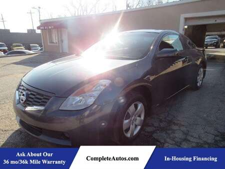 2008 Nissan Altima 2.5 S Coupe for Sale  - P15913  - Complete Autos