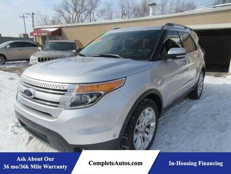 2013 Ford Explorer Limited FWD for Sale  - P15910  - Complete Autos