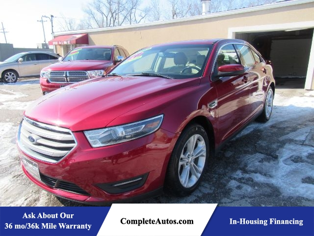 2014 Ford Taurus SEL FWD  - P15887  - Complete Autos