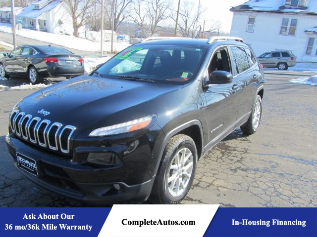 2016 Jeep Cherokee Latitude 4WD  - A3225  - Complete Autos