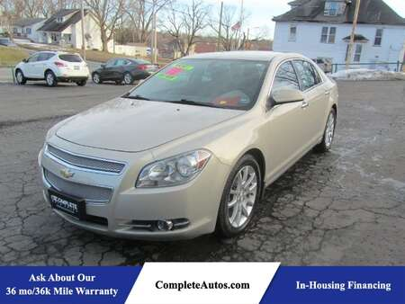2011 Chevrolet Malibu LTZ for Sale  - A3223  - Complete Autos