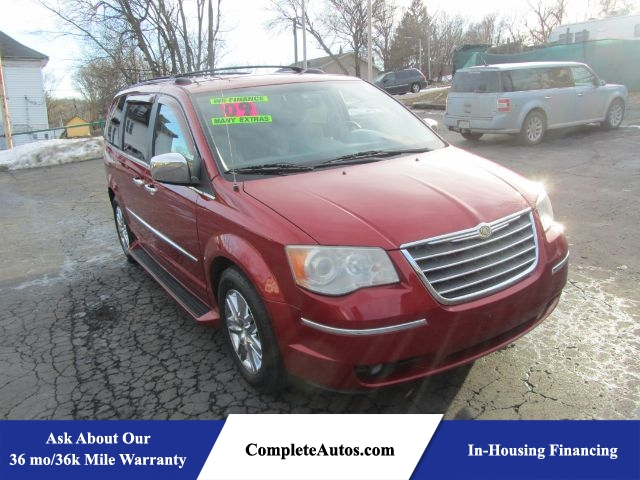 2009 Chrysler Town & Country  - Complete Autos