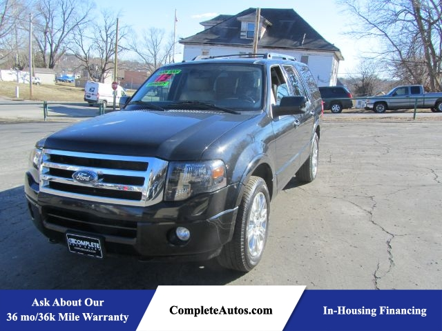 2013 Ford Expedition Limited 4WD  - A3228  - Complete Autos