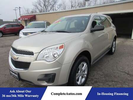 2015 Chevrolet Equinox LS 2WD for Sale  - R15944  - Complete Autos