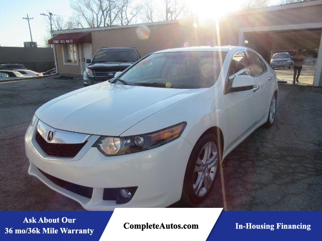 2010 Acura TSX V6 5-Speed AT  - P15919  - Complete Autos