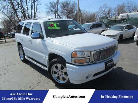 2004 GMC Yukon Denali Base AWD for Sale  - A3168A  - Complete Autos