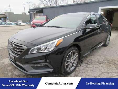 2015 Hyundai Sonata Sport 2.0T for Sale  - P15927  - Complete Autos