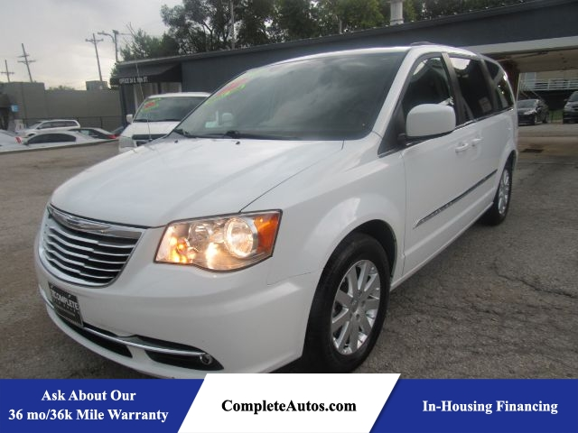 2008 Chrysler Town & Country  - Complete Autos