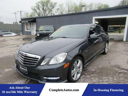 2012 Mercedes-Benz E-Class E350 4MATIC Sedan for Sale  - P16015  - Complete Autos