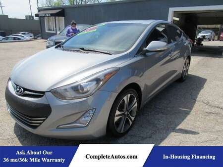 2014 Hyundai Elantra Limited for Sale  - P15973  - Complete Autos