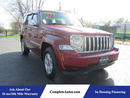 2012 Jeep Liberty Sport 4WD for Sale  - A3163  - Complete Autos