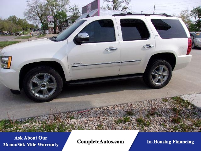 2010 Chevrolet Tahoe  - Complete Autos