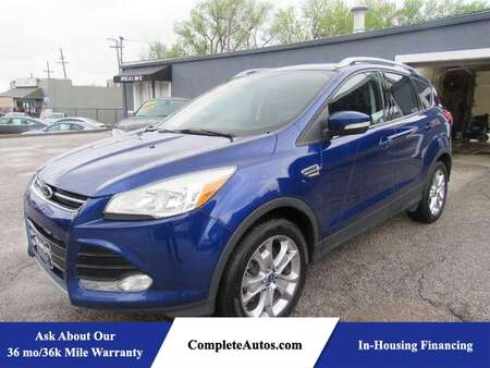 2015 Ford Escape Titanium 4WD for Sale  - P16016  - Complete Autos