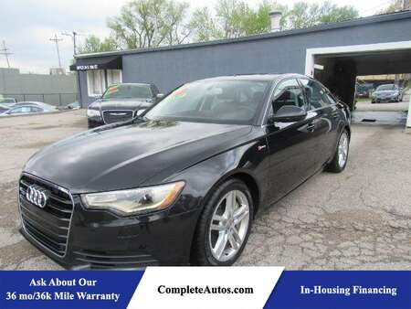 2012 Audi A6 3.0T quattro Tiptronic for Sale  - P16030  - Complete Autos
