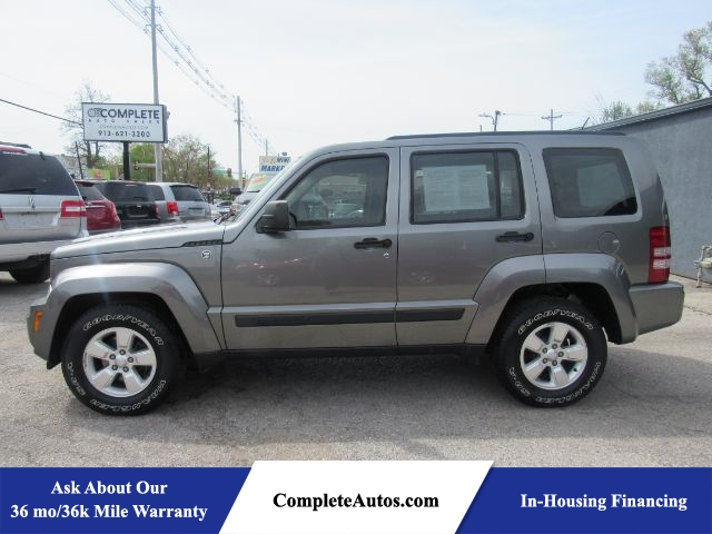 2012 Jeep Liberty Sport 4WD  - P16041  - Complete Autos