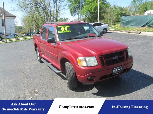 2004 Ford Explorer Sport Trac XLT 2WD  - R3280  - Complete Autos