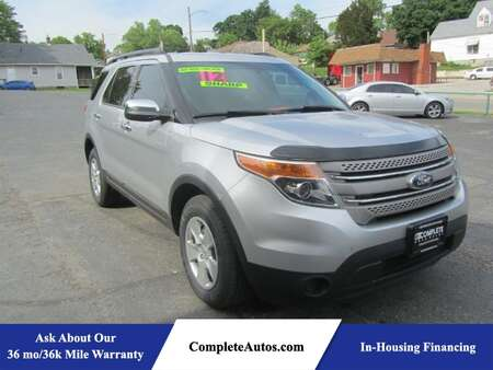 2012 Ford Explorer Base 4WD for Sale  - A3302  - Complete Autos