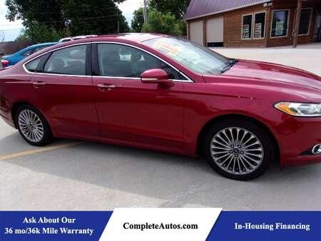 2013 Ford Fusion Titanium for Sale  - A3299  - Complete Autos