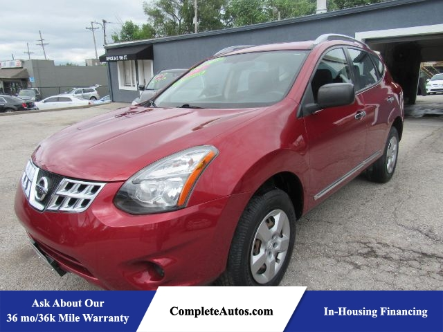 2015 Nissan Rogue Select S AWD  - P16081  - Complete Autos