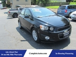 2012 Chevrolet Sonic  - Complete Autos