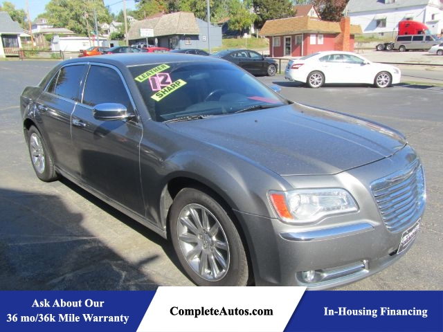 2012 Chrysler 300 Limited RWD  - A3411  - Complete Autos