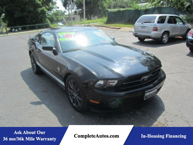 2010 Ford Mustang V6 Premium Coupe  - A3352  - Complete Autos